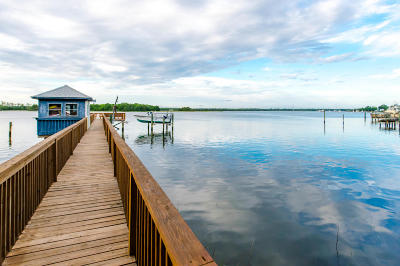 Johns Island Single Family Home Contingent: 1107 River Road