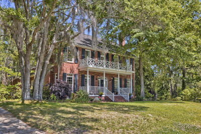 Berkeley County, Charleston County, Colleton County, Dorchester County Single Family Home For Sale: 4862 Marshwood Drive