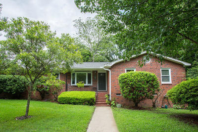 Single Family Home Contingent: 1201 Redeemer Drive