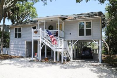 Edisto Beach SC Single Family Home Contingent: $449,000