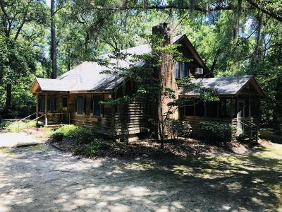Single Family Home For Sale: 8262 Fairview Nursery Road