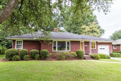 North Charleston Single Family Home Contingent: 5021 Victoria Avenue
