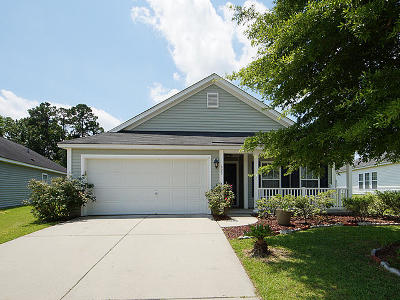 Goose Creek Single Family Home Contingent: 323 Briarbend Road