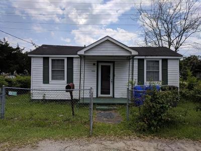 North Charleston Single Family Home Contingent: 2248 Mott Avenue