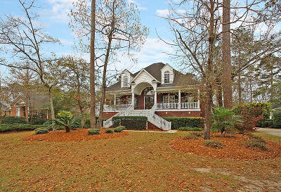 North Charleston Single Family Home For Sale: 4266 Club Course Drive