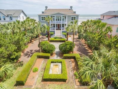 Isle Of Palms SC Single Family Home Contingent: $3,000,000