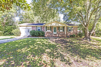 Summerville Single Family Home Contingent: 231 Braly Drive