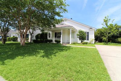 Summerville Single Family Home Contingent: 100 Blue Jasmine Lane