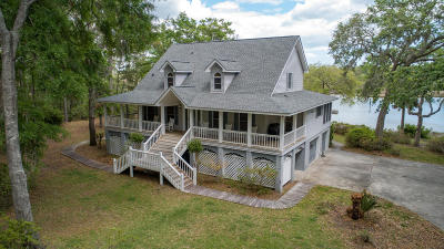 Edisto Island SC Single Family Home Contingent: $595,000