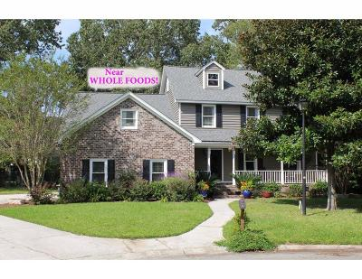 Charleston Single Family Home For Sale: 13 Eliza Court