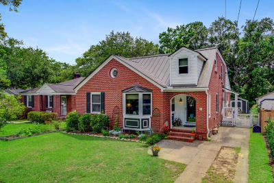 Charleston Single Family Home For Sale: 46 Colleton Drive