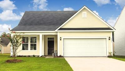 Ladson Single Family Home For Sale: 1351 Hermitage Lane