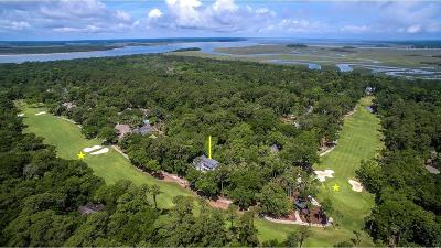 Seabrook Island Single Family Home For Sale: 3278 Privateer Creek Road