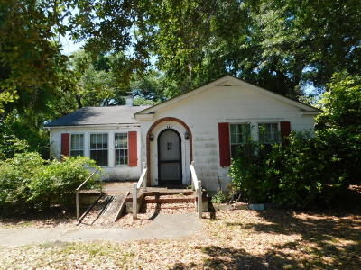 Walterboro Single Family Home For Sale: 122 Neyle Street