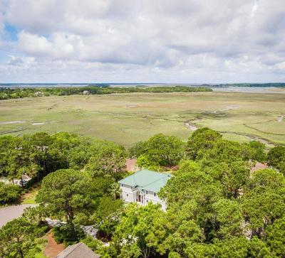 Johns Island Single Family Home For Sale: 2781 Little Creek Road