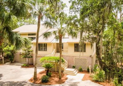 Seabrook Island SC Single Family Home Contingent: $995,000
