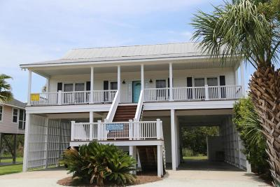 Edisto Beach SC Single Family Home Contingent: $549,000