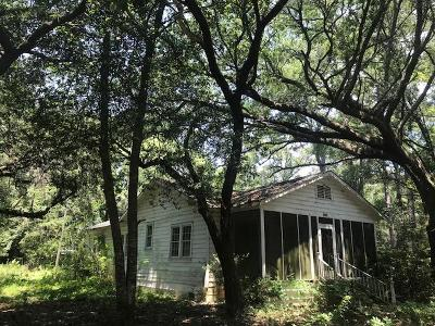 Ravenel Single Family Home For Sale: 5420 Hyde Park Road