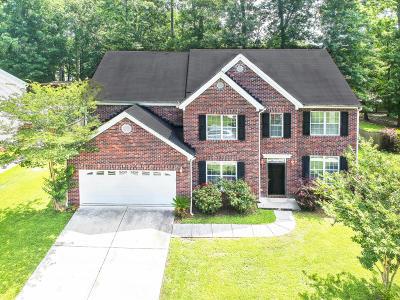 Wescott Plantation Single Family Home For Sale: 9325 S Moreto Circle