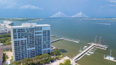 Charleston Attached For Sale: 330 Concord Street #7 F&