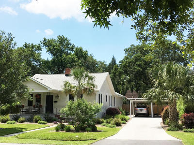 Charleston Single Family Home For Sale: 39 Riverdale Drive
