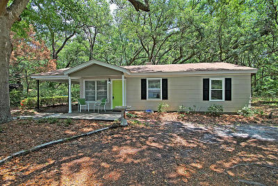Johns Island Single Family Home Contingent: 3458 Johan Boulevard