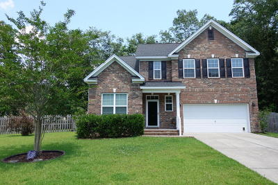 Single Family Home For Sale: 1057 Blockade Runner Parkway