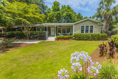 Mount Pleasant SC Single Family Home For Sale: $710,000