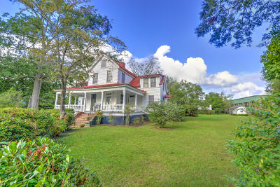 Dorchester County Single Family Home Contingent: 211 W Richardson Avenue