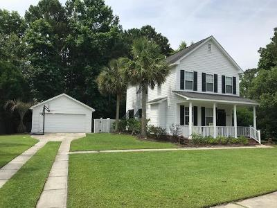 Johns Island Single Family Home For Sale: 2962 Split Hickory Court