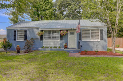 Johns Island Single Family Home Contingent: 1547 Castlewick Avenue