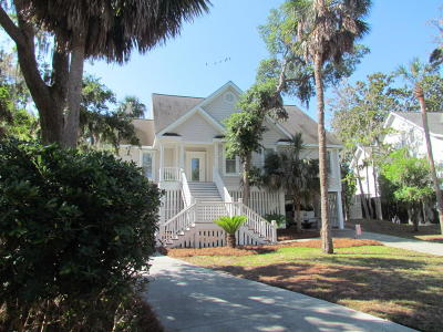 Edisto Beach SC Single Family Home For Sale: $469,000