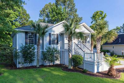 North Charleston Single Family Home For Sale: 8308 Dye Makers Ridge