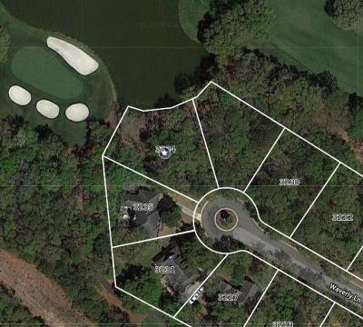 Johns Island Residential Lots & Land For Sale: 3234 Waverly Lane