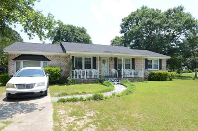North Charleston Single Family Home Contingent: 2583 Otranto Road