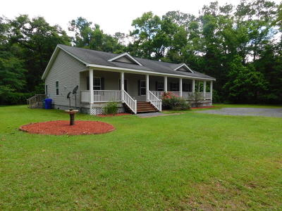 Johns Island Single Family Home For Sale: 1588 Point Park Drive