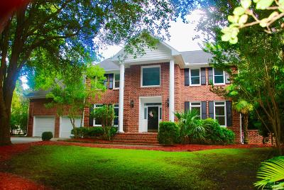 Charleston Single Family Home For Sale: 3232 Hagerty Drive