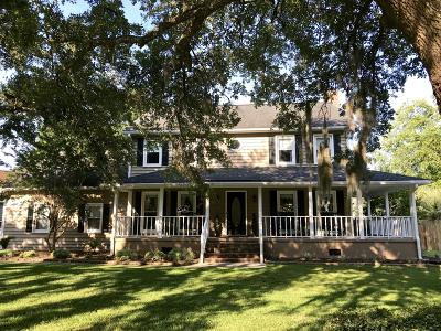 Charleston Single Family Home For Sale: 417 Mutual Dr