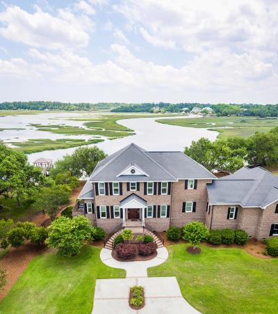Berkeley County, Charleston County, Colleton County, Dorchester County Single Family Home For Sale: 4599 Archfield Avenue