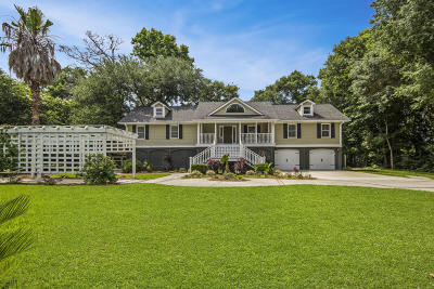 Mount Pleasant Single Family Home Contingent: 2312 N Palmetto Fort Drive