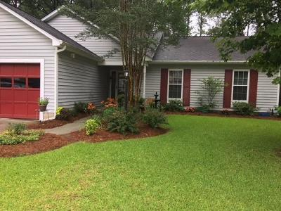 Goose Creek Single Family Home Contingent: 113 Challis Court
