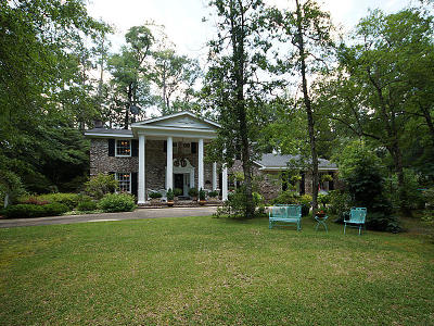 Summerville Single Family Home For Sale: 112 W Carolina Avenue