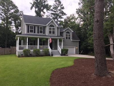 Johns Island Single Family Home Contingent: 3489 Walter Drive