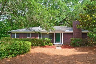Charleston Single Family Home Contingent: 1106 Bradford Avenue