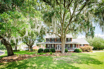 Charleston Single Family Home Contingent: 409 Meadow Breeze Lane