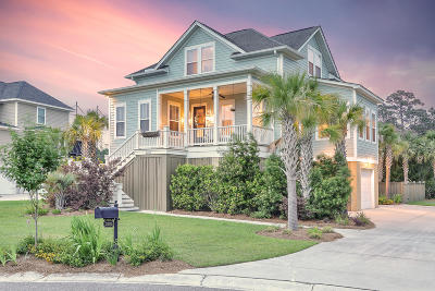 Mount Pleasant, Isle Of Palms, Daniel Island, Awendaw Single Family Home For Sale: 2205 Claymill Lane