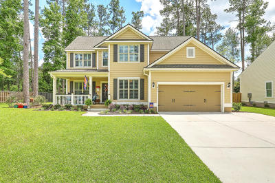 Summerville Single Family Home Contingent: 211 President Circle