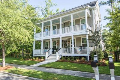 Summerville Single Family Home Contingent: 128 Red Bay Lane