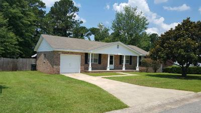 Ladson Single Family Home Contingent: 61 University Drive