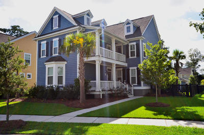 Charleston Single Family Home For Sale: 2627 Rutherford Way